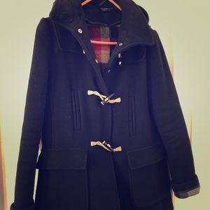 Topshop Adorbs Duffle Coat